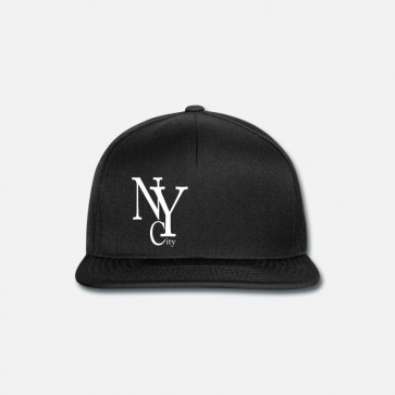 Cappello New York Nero
